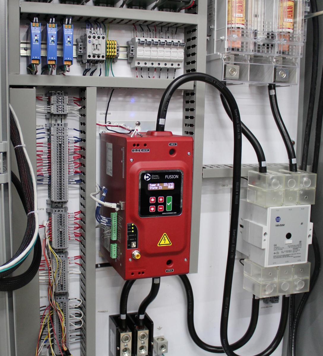 Scr Design Engineering Checklist Control Concepts Inc Wiring Diagram Controller Installation