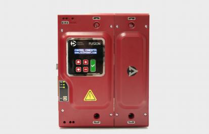 Compact Fusion - AC, Phase Angle - Zero Cross - Burst, Three Phase SCR Controll