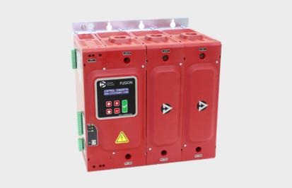 Fusion - AC, Phase Angle - Zero Cross - Burst, Three Phase SCR Controller