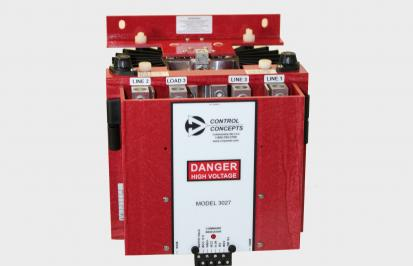 Four SCR Three Phase Power Controller