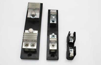 Class T Fuseblocks (600 VAC | 1 Pole | Touchsafe Capable) for Power Controllers