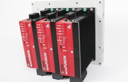 MicroFUSION multizone SCR power controller