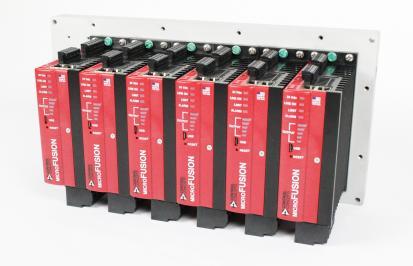 MicroFUSION multizone SCR power controller liquid cooled