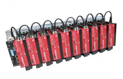 CCI Connect with MicroFUSION multizone SCR power controller