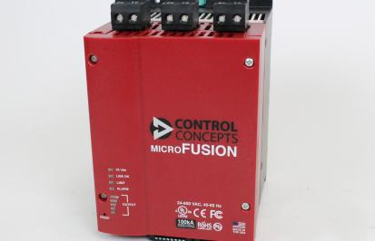 MicroFUSION Three Phase | Control Concepts, Inc